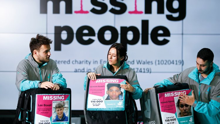 First of its kind campaign to find missing people this christmas goes live