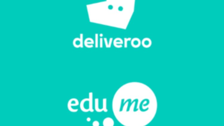Deliveroo launches training program with industry leader EduMe