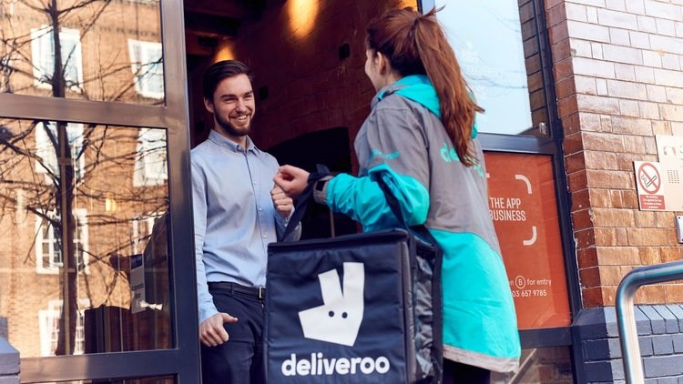 Deliveroo Pinpoints Moment Brits Break Resolution s