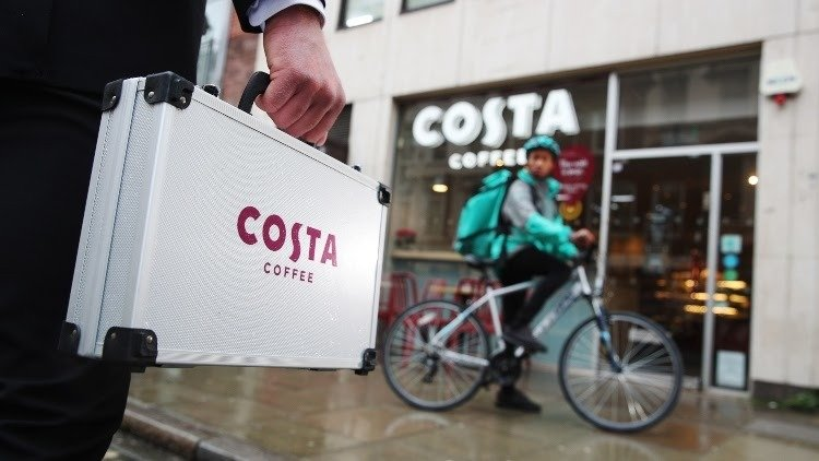 WIN £25,000 WORTH OF RUBIES WITH COSTA COFFEE AND DELIVEROO