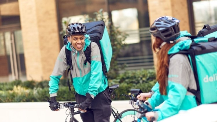 Amazon leads a $575MM financing round in Deliveroo