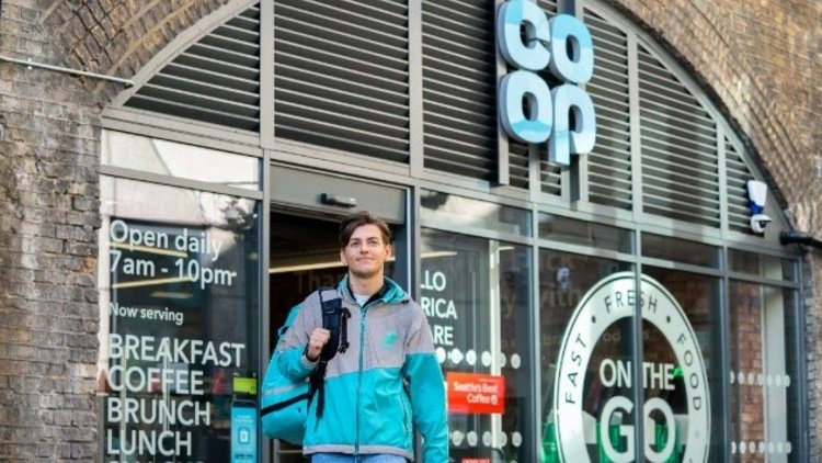 Co-op hits major milestone with 400 stores on Deliveroo