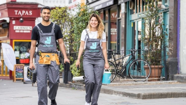 Deliveroo to Support UK Independants with New Restaurant Makeover Project