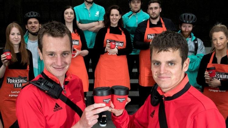 Deliveroo Partners with Yorkshire Tea to Introduce 'Deliverbrew'