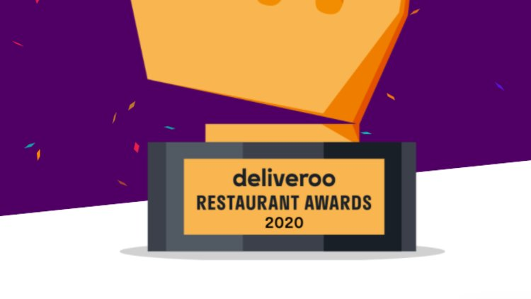 DELIVEROO BRINGS BACK ITS RESTAURANT AWARDS FOR 2020