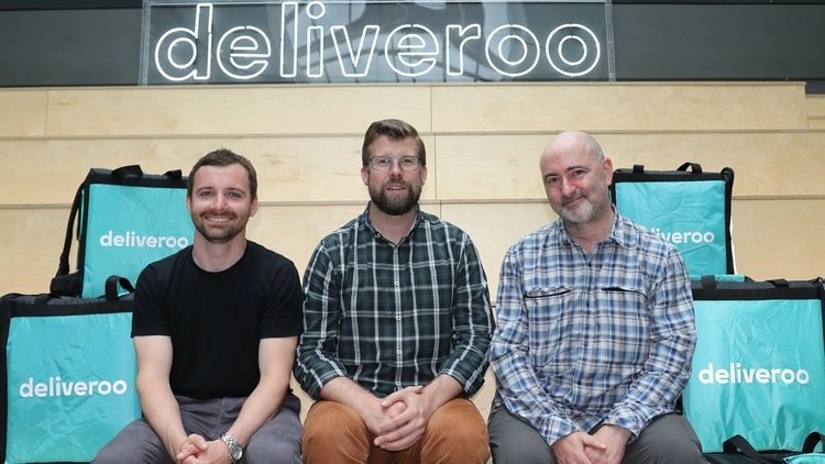 Deliveroo to create tech hub in Edinburgh