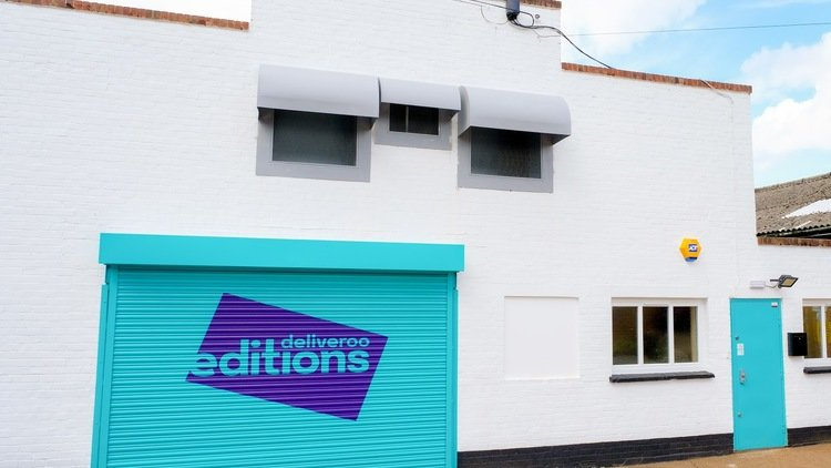 Deliveroo Editions Launches in Brighton